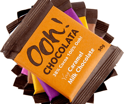 Ooh! Chocolata, based in Bristol Southville Deli