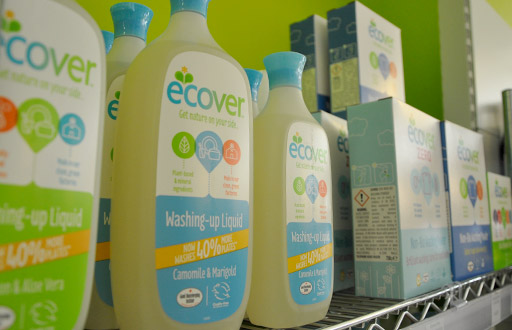 Environmentally friendly homecare products Southville Deli
