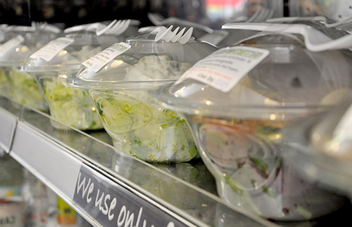 Lunches, salads and sandwiches Southville Deli